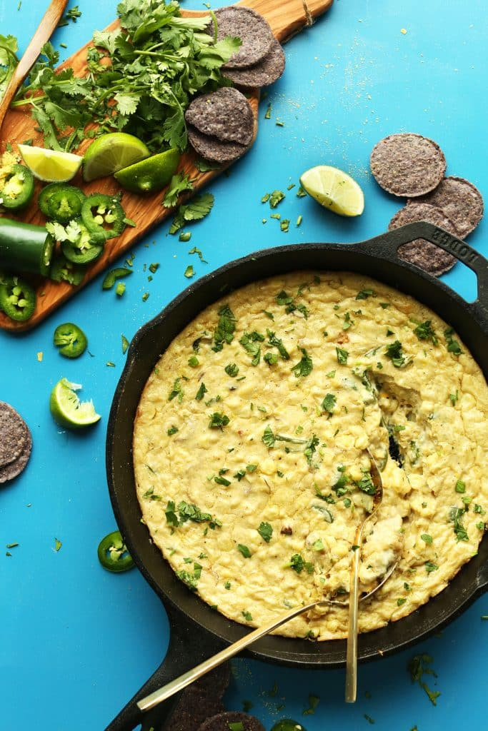 picture of corn dip